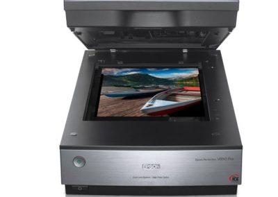 Faire scanner vos tirages photo haute qualité scanner Epson Toulon Hyères
